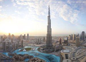 Бурдж-Халифа Дубай