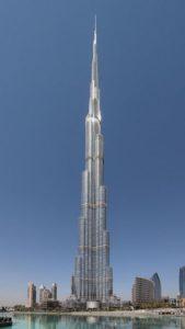 Бурдж-Халифа - Башня Халифа