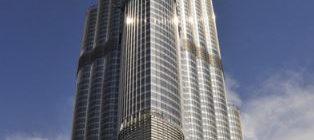 Бурдж-Халифа в Дубае