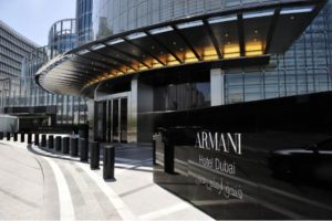 Отель Armani в Бурдж-Халифа